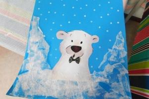 L'ours polaire le 27 novembre 2018