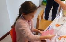 2019-02-12 : Brico-Kids - Le pot à crayons scrapé