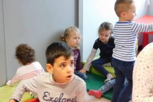 2019-04-09 : Brico-kids... les poissons glou glou