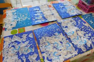 2020-01-09 : Les bonhommes de neige