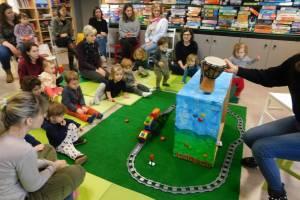 2020-02-11 : Le train des petits copains... L'esprit de la Forêt
