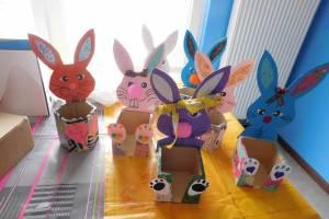 2020-02-25 : Les lapins arrivent ....