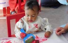 2020-09-15 : Toi, moi et nous..... Nos empreintes colorées