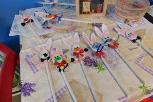 2021-07-13 : Les lapins ... partent en vacances