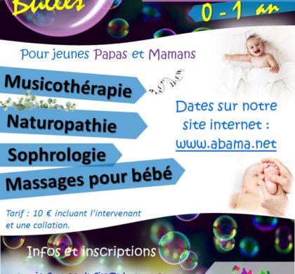 Matinées Bulles – Prochaine date : vendredi 7 juin 2019